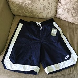 Nike men's bathing suit. Size XL.